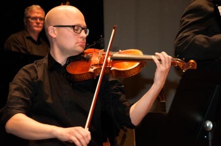 Pekka ja viulu